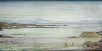 Artist Jessie Bayes: In Tiree, circa 1910