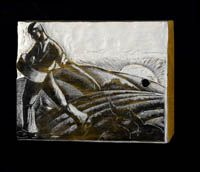 Artist Clare Leighton: In The Morning Sow Thy Seed (BPL 672), 1952