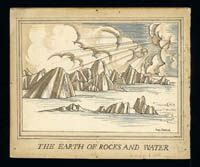 Artist Mary Adshead: The Earth of Rocks and Water, circa 1930