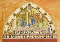 Artist Mary Adshead: Garison Lane Nursery Training School, , circa 1930