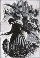 Artist Clare Leighton: And Dared to Call the Flowers My Own, 1941 (BPL 489)
