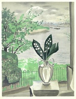 Artist Mary Potter: The Thames at Chiswick, 1938