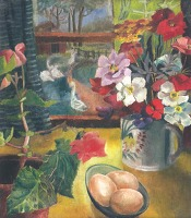 Paintings by the artist Dora Carrington