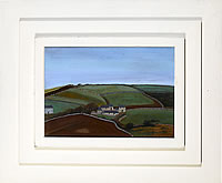 Artist Gluck: A Cornish Farmhouse, circa 1926
